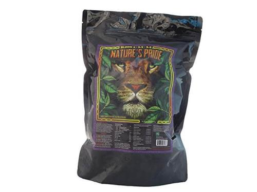 GreenGro Nature's Pride Bloom Fertilizer 5 lb (10/Cs)