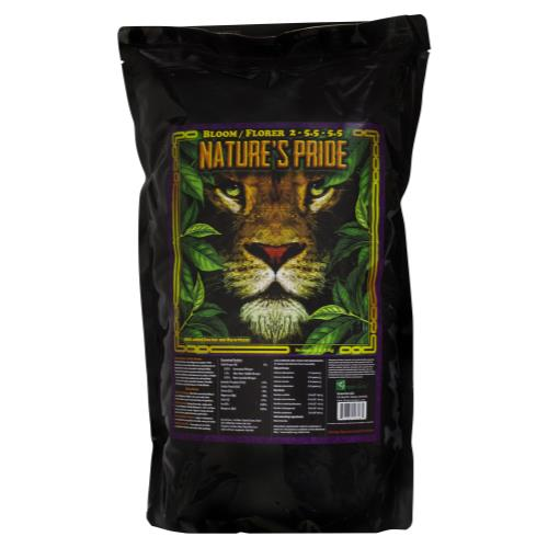 GreenGro Nature's Pride Bloom Fertilizer 10 lb (4/Cs)