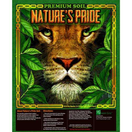 GreenGro Pride Lands Premium Bloom Soil 1.5 cu ft (60/Plt)
