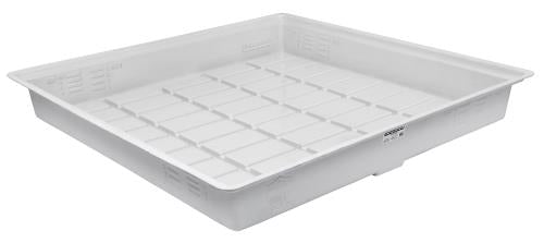 Duralastics Tray 4 ft x 4 ft ID - White