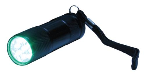 Grower's Edge Green Eye LED Flashlight (120/Cs)
