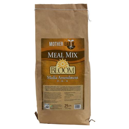 Mother Earth Meal Mix Bloom 25 lb (1/Cs)
