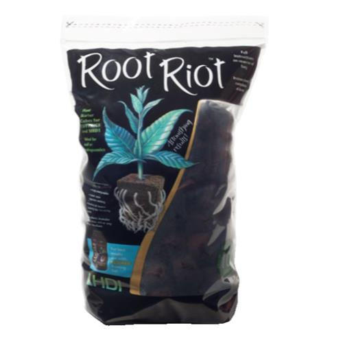 Root Riot Replacement Cubes - 100 Cubes (12/Cs)