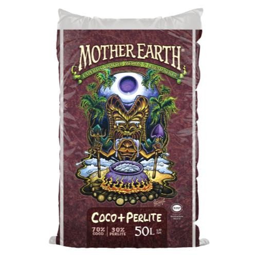 Mother Earth Coco + Perlite Mix 50 Liter 1.75 cu ft (67/Plt)