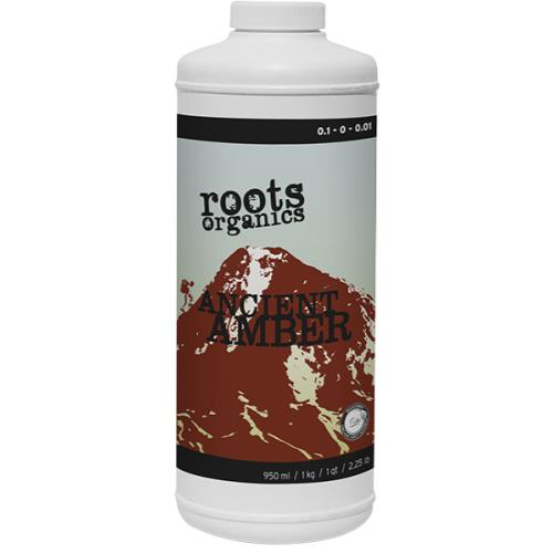 Roots Organics Ancient Amber Quart (12/Cs)