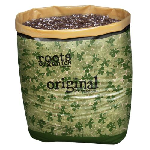 Roots Organics Original Potting Soil 1.5 Cu Ft (70/Plt)