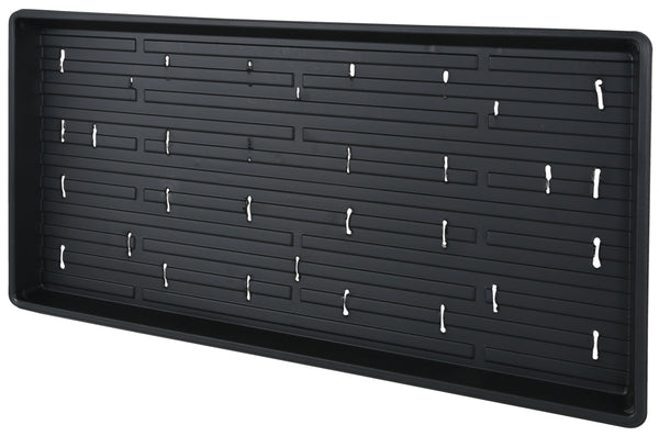 Super Sprouter 10 x 20 Short Germination Tray With Hole (100/Cs)
