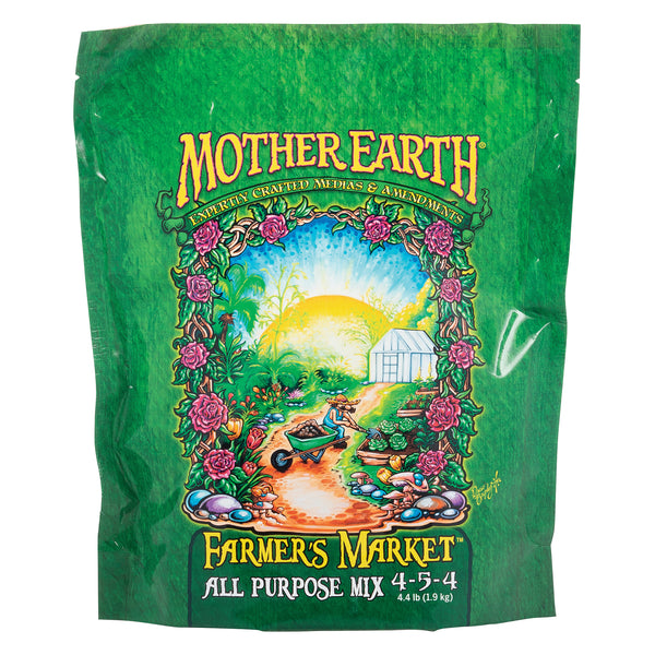 Mother Earth Farmer's Market All Purpose Mix 4-5-4