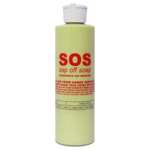 Roots Organics SOS Sap Off Soap 8 oz (12/Cs)