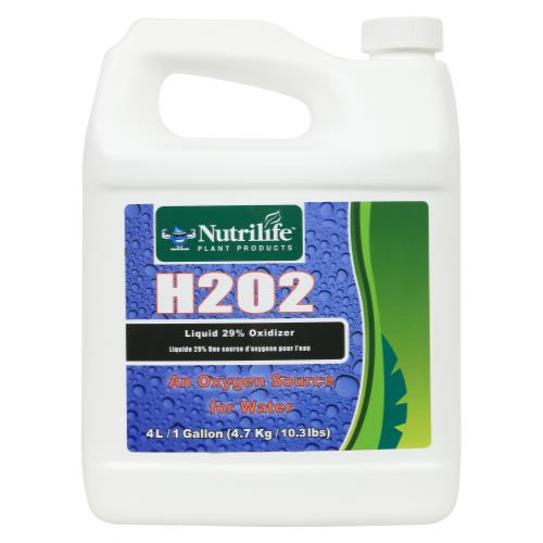 Nutrilife H2O2 29% Gallon (4/Cs)