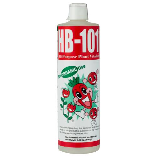 HB-101 Plant Vitalizer 500 ml (16.9 fl oz) (5/Cs)