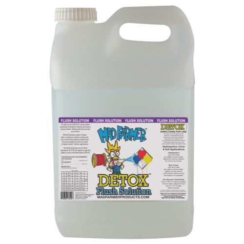 Mad Farmer Detox 2.5 Gallon (2/Cs)