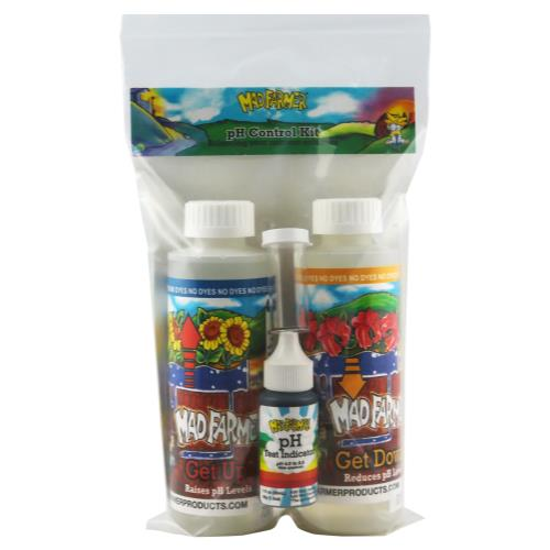 Mad Farmer pH Control Kit (12/Cs)