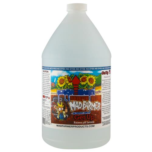 Mad Farmer Get Up 1 Gallon (4/Cs)