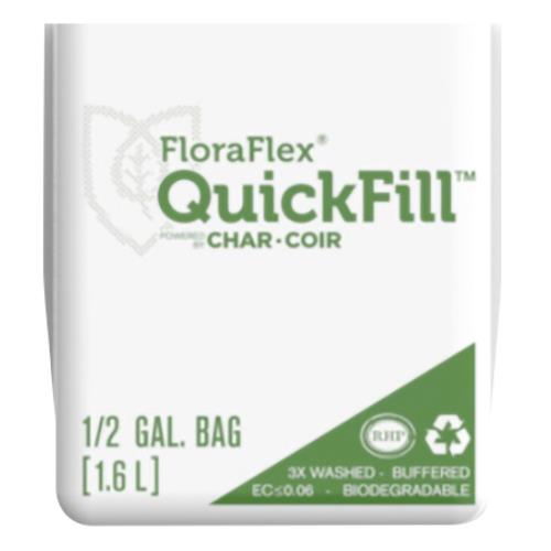 FloraFlex QuickFill Bags - 1/2 Gallon Bag