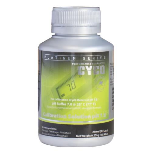 CYCO pH 7.0 Solution 250 mL (12/Cs)