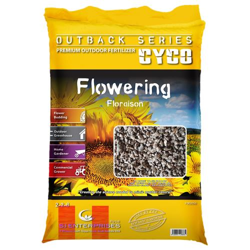 CYCO Outback Series Flowering 10 kg / 22 lb