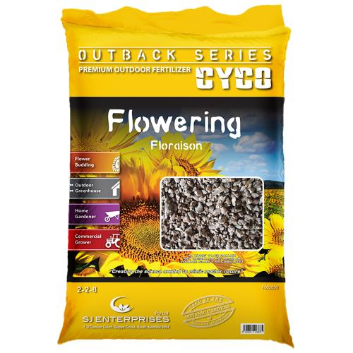 CYCO Outback Series Flowering 20 kg / 44 lb