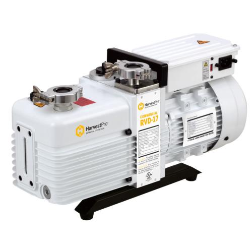 Harvest Pro Industrial RVD-17 Vacuum Pump - 115 Volt 60 Hz 1 Phase