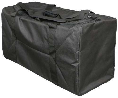 TRAP Medium Duffel - Black (8/Cs)