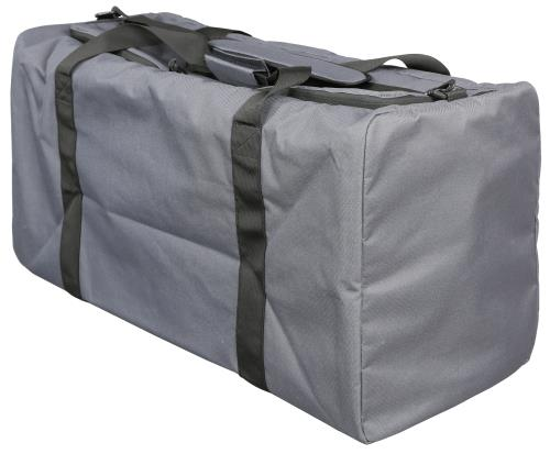 TRAP Large Duffel - Grey (8/Cs)