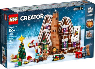 LEGO® Creator Expert 10267 Gingerbread House