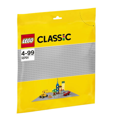 LEGO® Classic 10701 Gray Baseplate