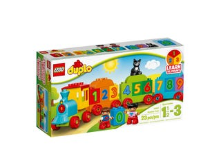 LEGO® DUPLO® 10847 Number Train