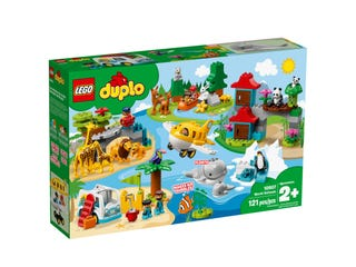 LEGO® DUPLO® 10907 World Animals