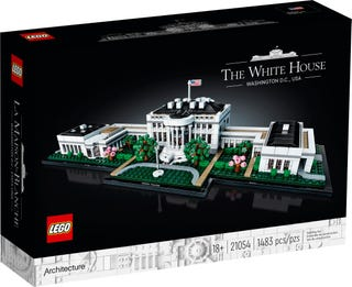 LEGO® Architecture 21054 The White House