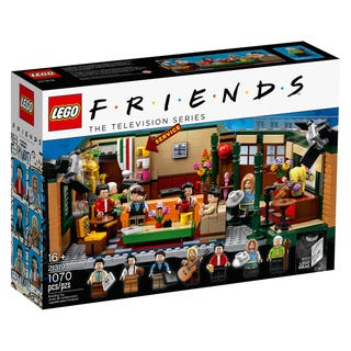 LEGO® Ideas 21319 F.R.I.E.N.D.S Central Perk