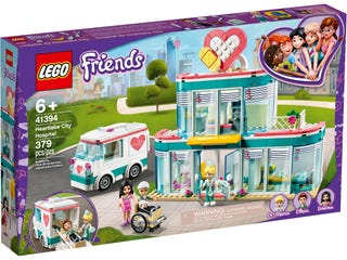 LEGO® Friends 41394 Heartlake Hospital