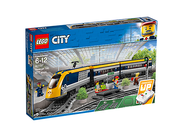 LEGO® City Trains 60197 Passenger Train