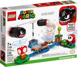 LEGO® Mario™ 71366 Boomer Bill Barrage Expansion Set
