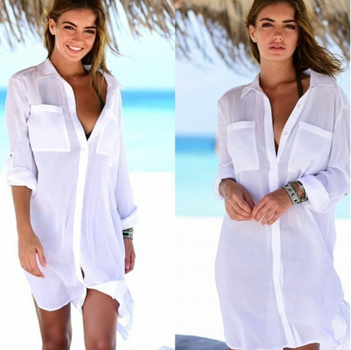 Nosy Be short cover-up