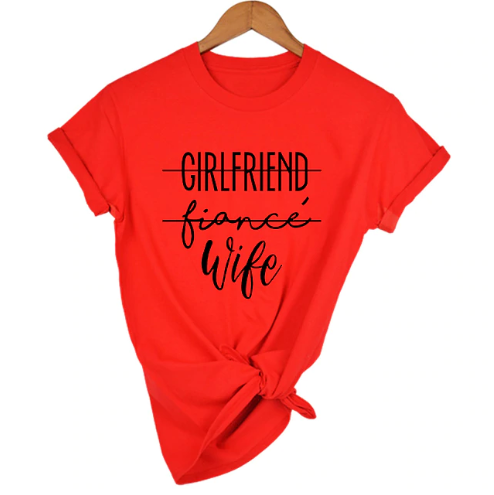 T-Shirt Girlfriend?