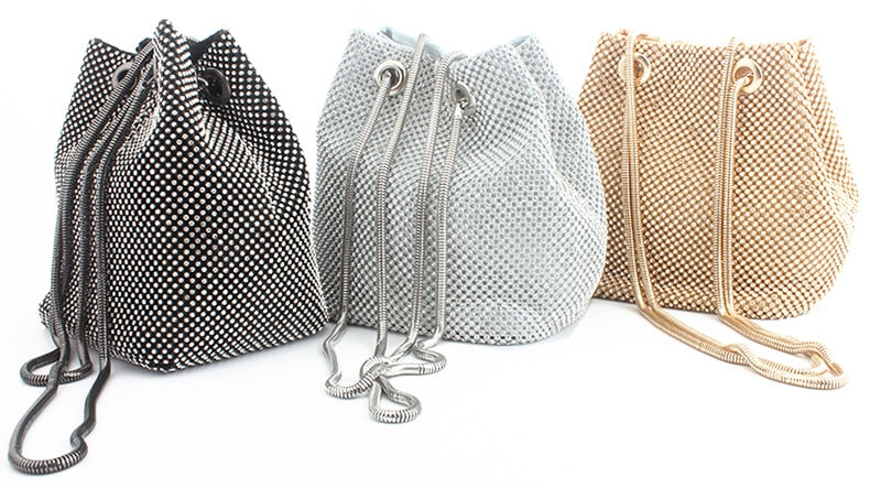 Borsa Diamond a sacchetto