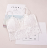 Flower Lace Crop Top
