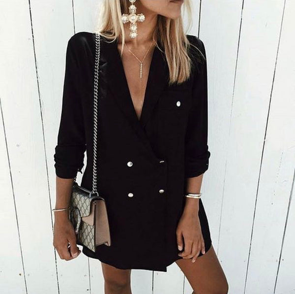 Blazer Dress Elegant