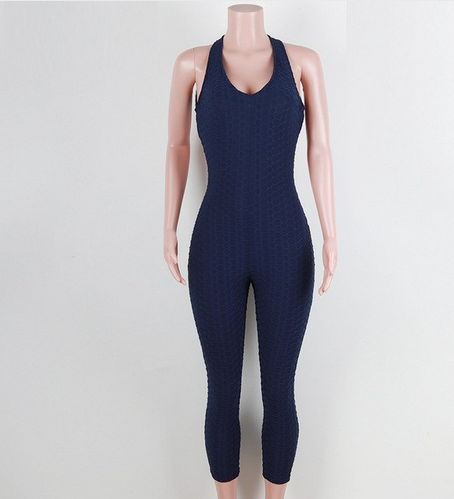Perfect long-fitting sports suit