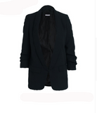 Lady long blazer jacket