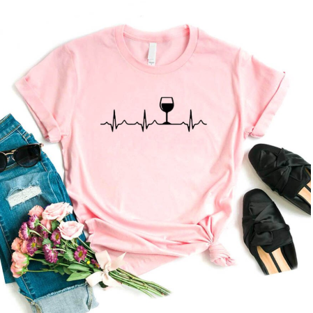 T-Shirt Wine Lover