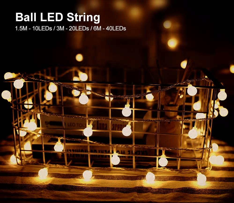 Luci Ball Decoration
