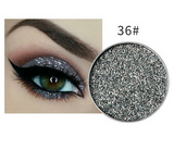 Night eyeshadow