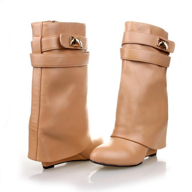 Fold Medium boot heel 8