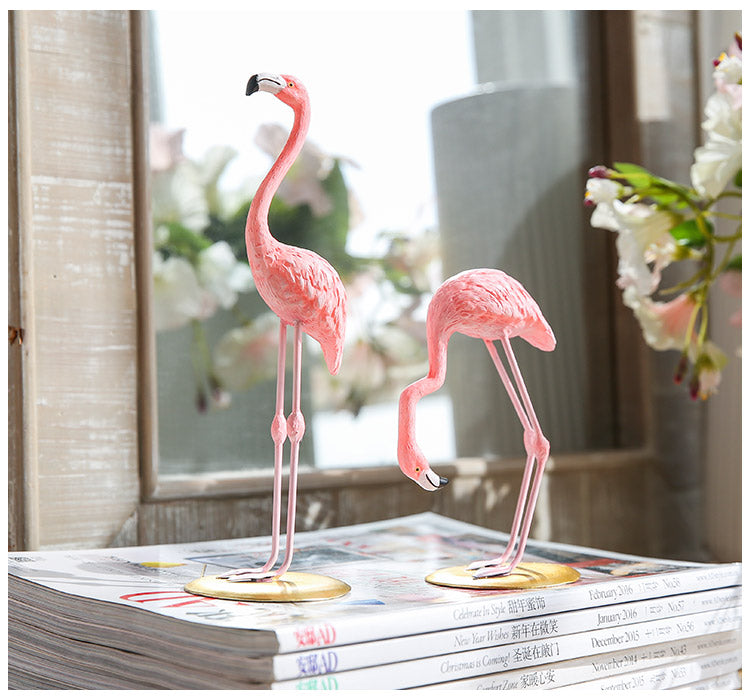 Decorazioni Casa Flamingo