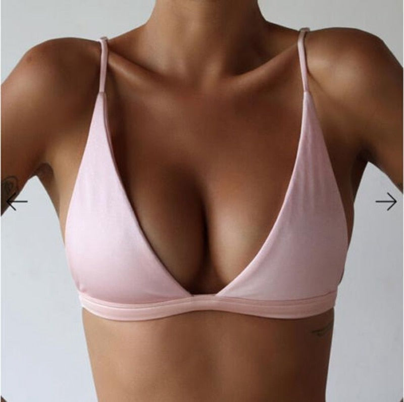 Bikini Sina push up bra for swimwear