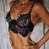Lya underwear in Flower Lace stretch lace