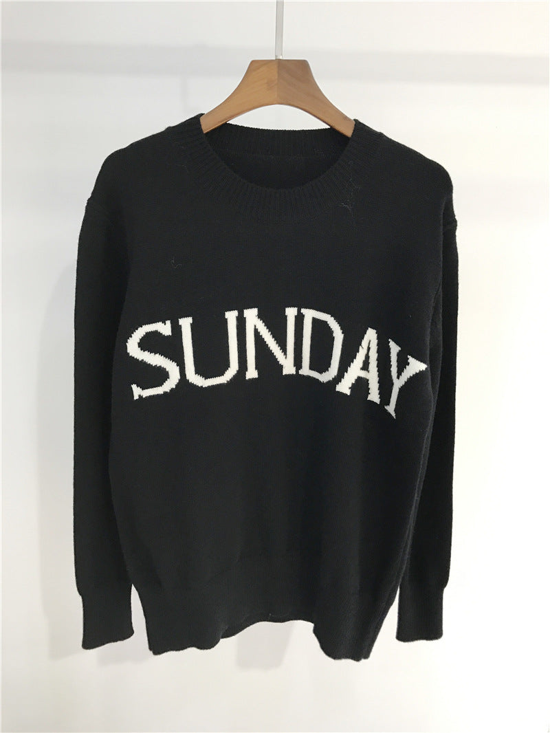 Perfect Day long sleeve sweater