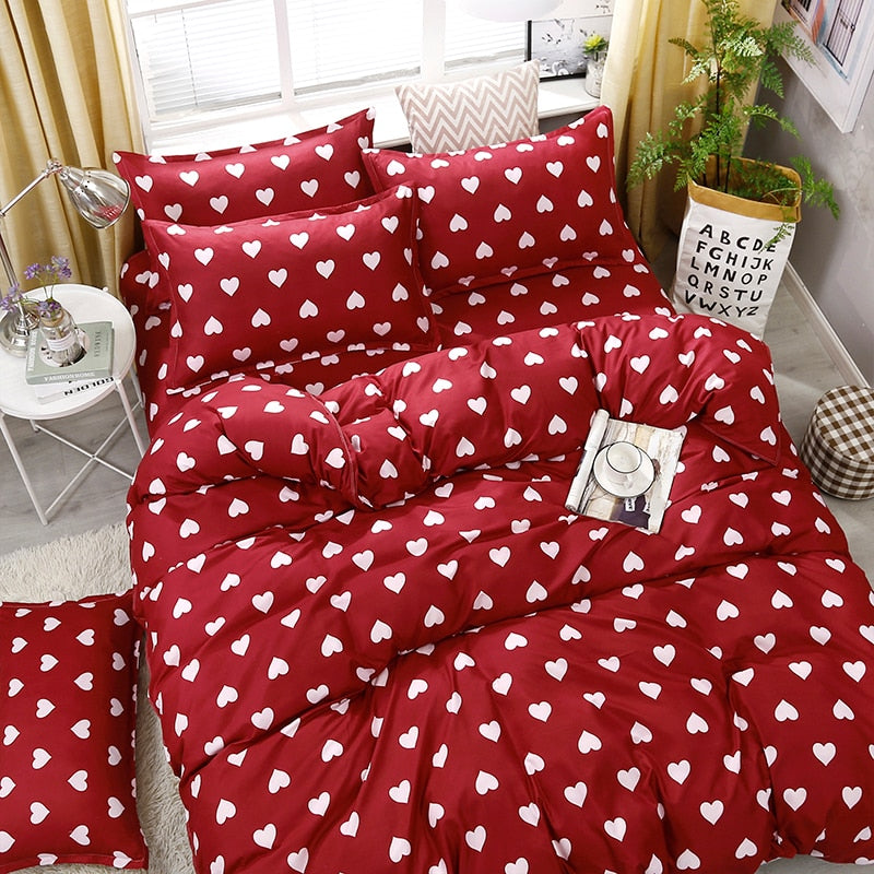 Sweet Dreams 4-piece bed set